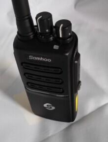 森虎(samhoo)D360DMR双时数字对讲机