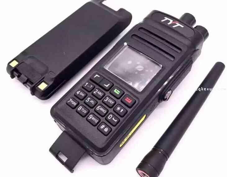 特易通md-398数字对讲机数字模拟两用