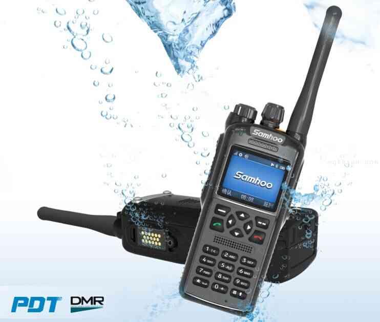 森虎SPH6000防爆数字对讲机PDT/DMR
