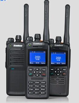 森虎SPH6系列DMR/PDT数字型对讲机