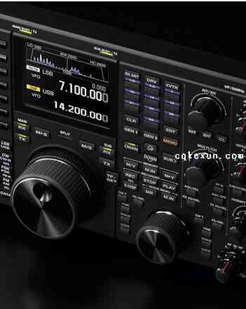 KENWOOD建伍TS-990S短波电台