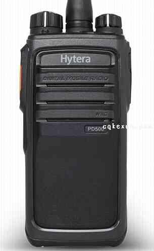 海能达PD-500商业数字DMR对讲机