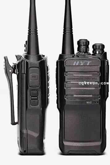 HYT海能达TC-500S模拟对讲机