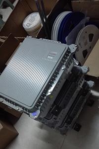 无线对讲系统干线放大器20瓦